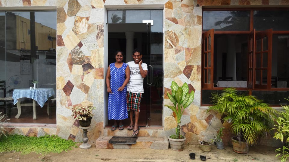 guesthouses in sri lanka