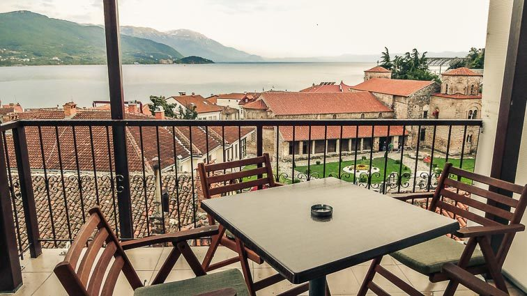Lukanov Apartments, Ohrid