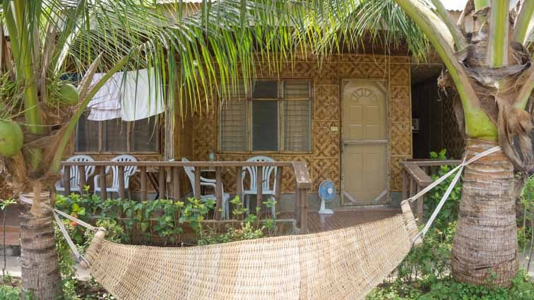 Alona Bamboo House, Alna Beach, Panglao, Filipijnen. Slaapplek Guesthouse review