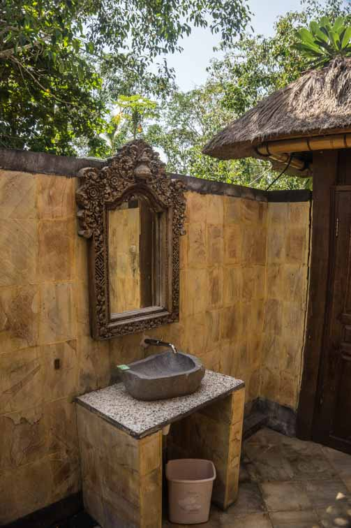 Bunda 7 Bungalows, Nusa Lembongan, Indonesië. Review. Chill guesthouse op Lembongan