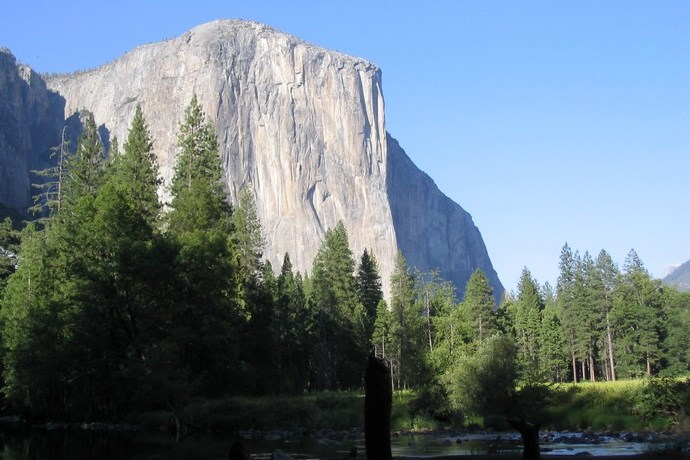 roadtrip west-amerika El Capitan