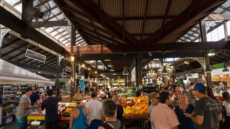 De Fremantle Market
