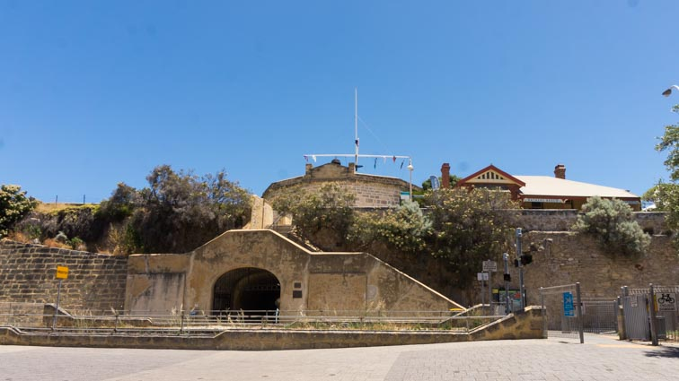 the roundhouse fremantle