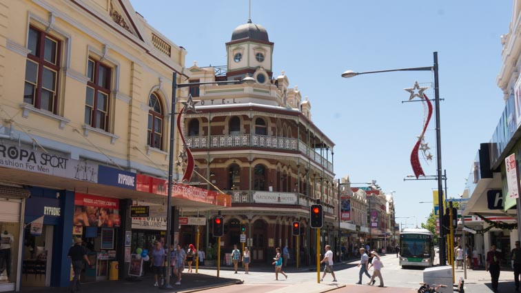 fremantle centrum