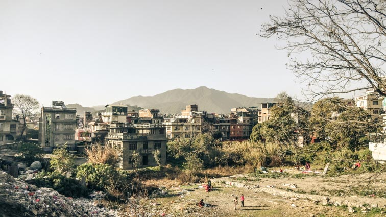 backpacken in nepal