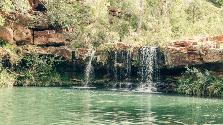 karijini national park west australië