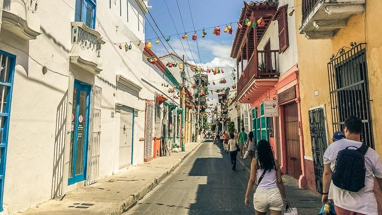 Highlights Colombia, Cartagena
