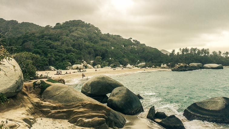Highlights Colombia, Tayrona