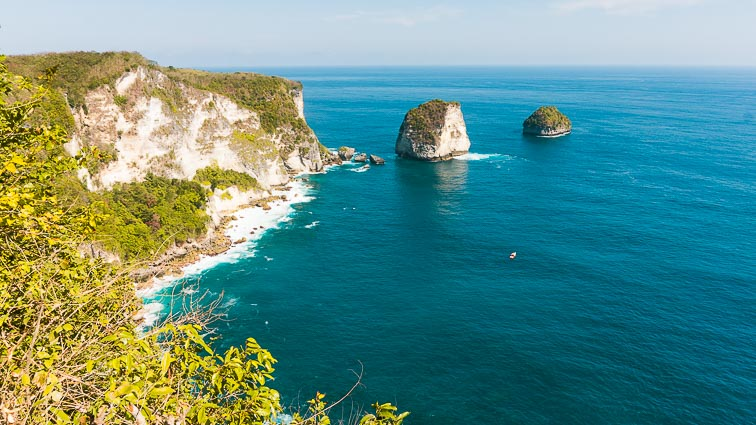 Nusa Penida. Manta Point