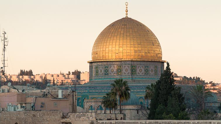 Dome of the Rock Jeruzalem Israel