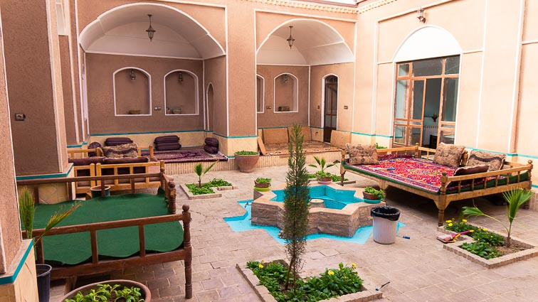 Varzaneh Traditional Guesthouse Iran