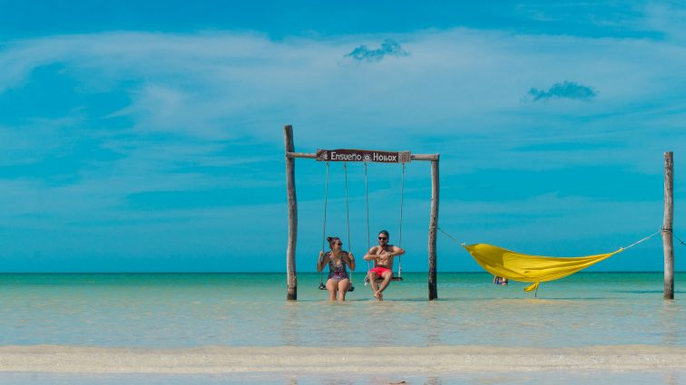 Route Mexico - Isla Holbox
