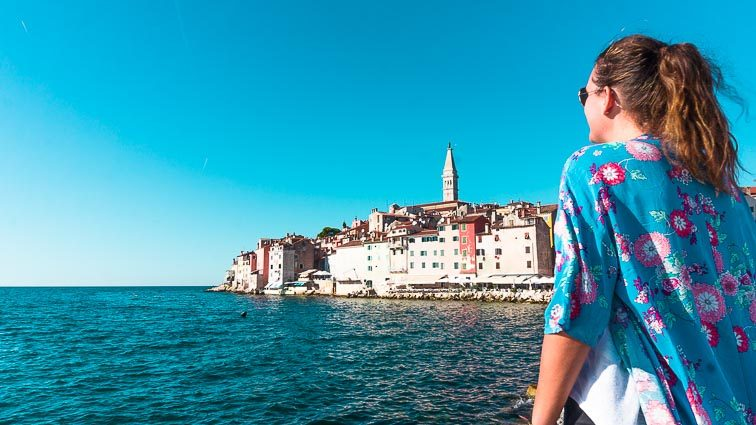 Roadtrip Kroatië: Rovinj