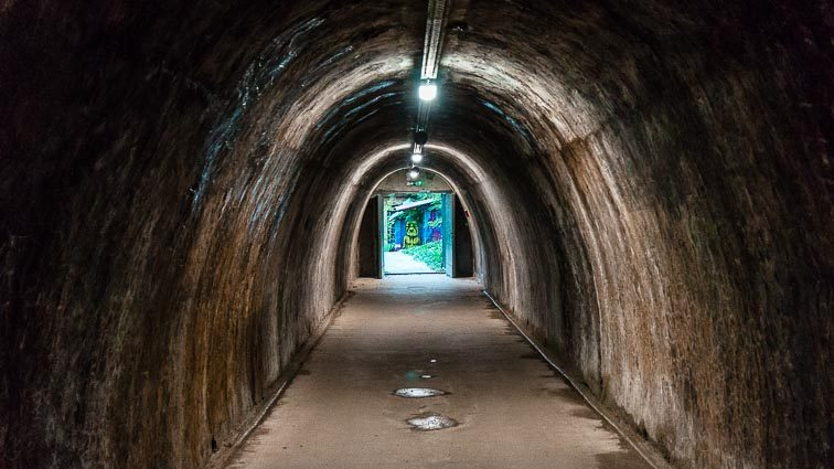 Gric Tunnel