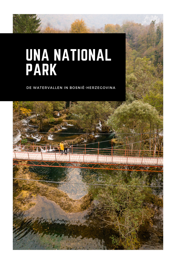 Una Nationaal Park Bosnie
