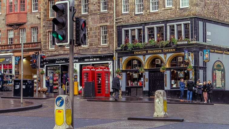 Wat te doen in Edinburgh: Royal Mile