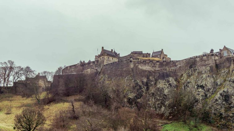 Wat te doen in Edinburgh: Edinburgh Castle