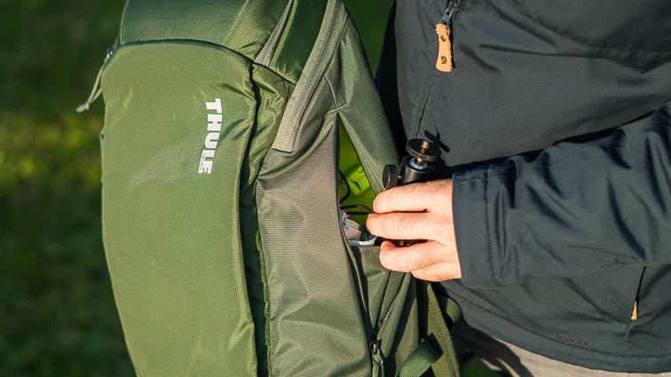 Getest op reis: Thule EnRoute Camera Backpack