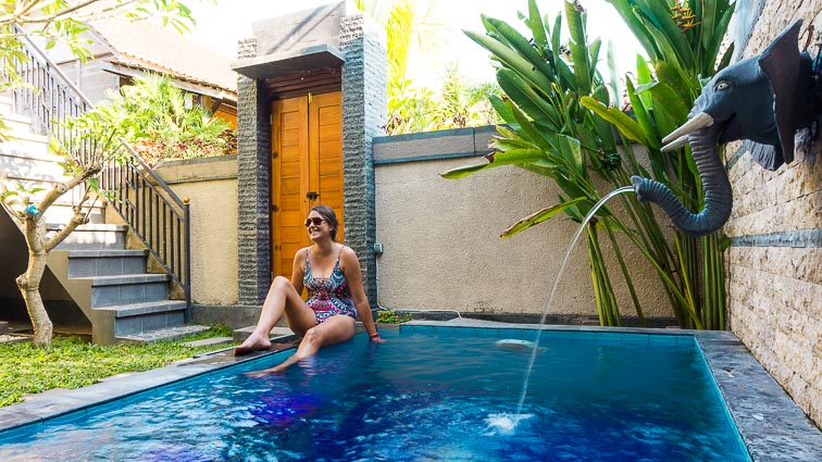 Hoe duur is Bali accommodaties