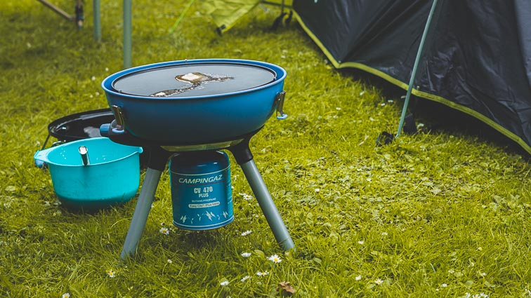 Campingaz Party Grill 400 CV Review