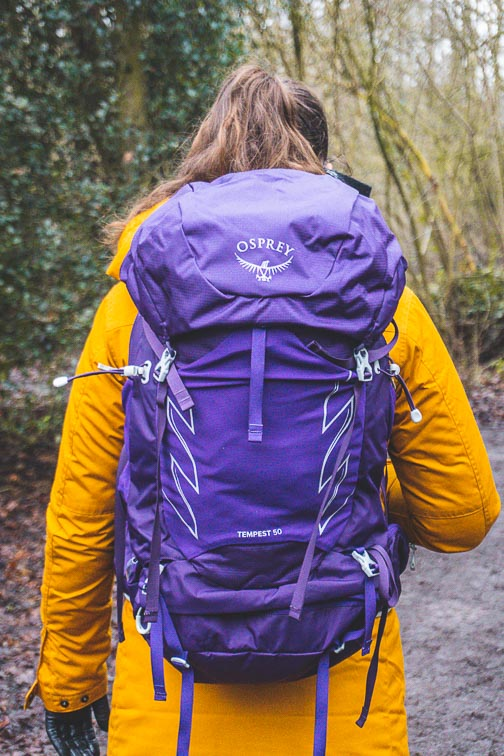 Osprey Tempest 50 review