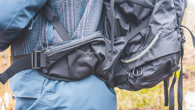Osprey Talon 55 backpack review