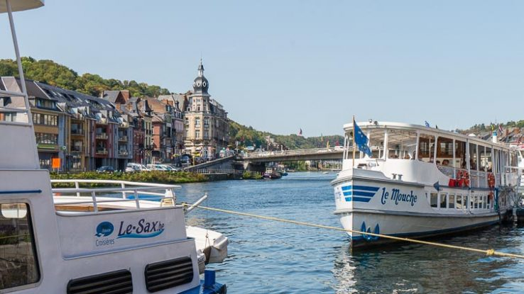 Boottocht in Dinant